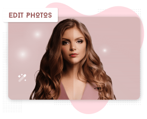 How To Edit Photo Using Beauty cam Tools