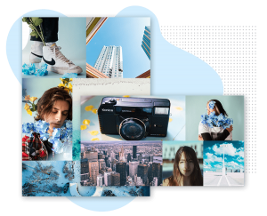 How To Make Grid Collage Using PIP Collage Maker