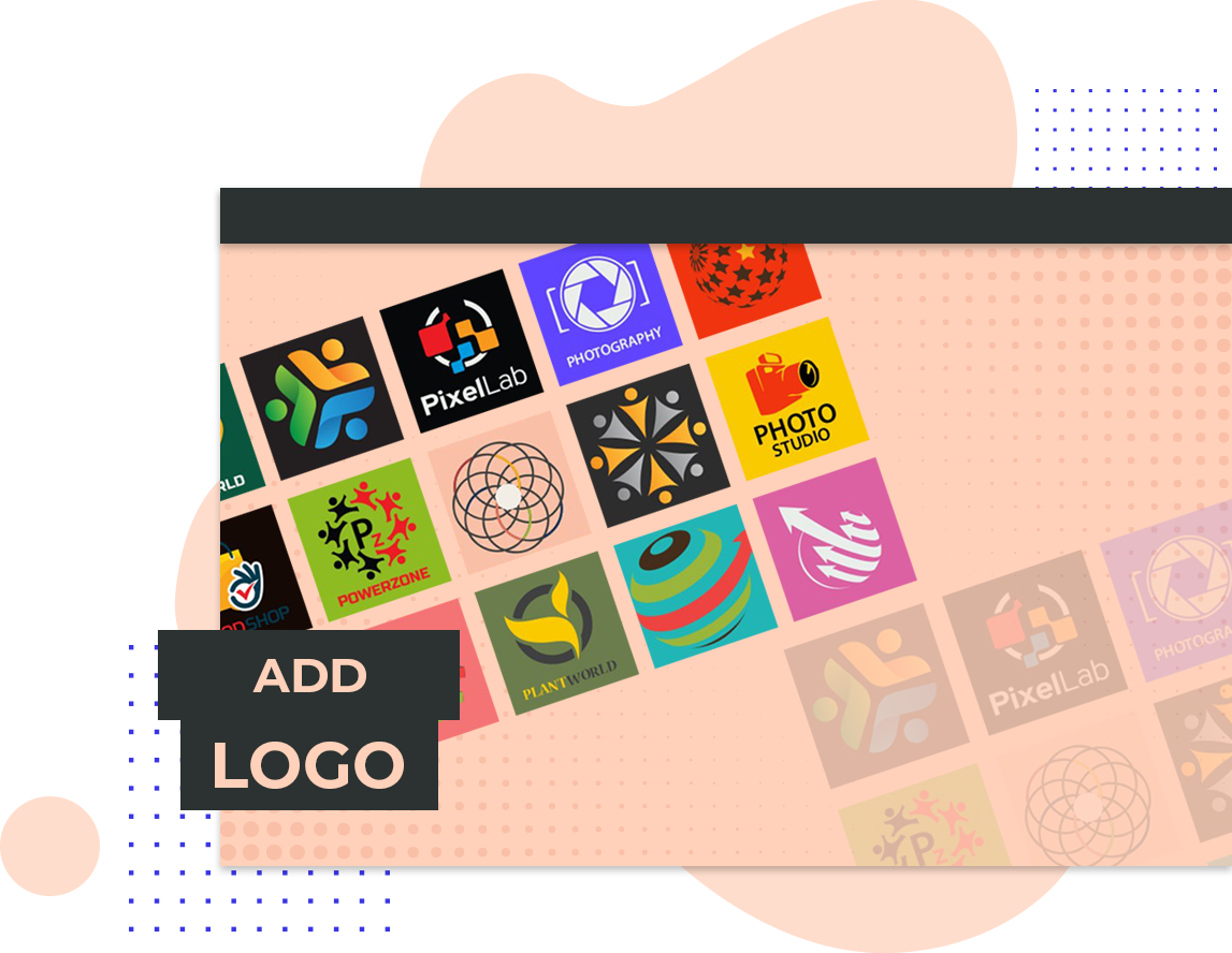 How To Add LOGO in Logomaker