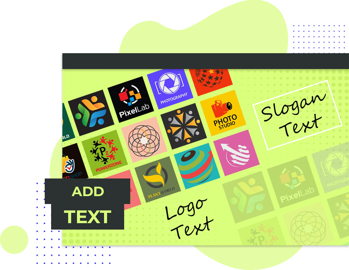 Read more about the article How To Add TEXT Using Logo Maker