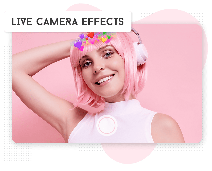 How To Use Live Camera of Beauty Cam